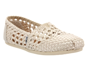 Toms Seasonal Classic Slip On Espadrilles £50.00