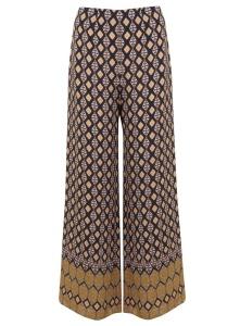 Miss Selfridge Tile Print Wide Leg Trouser £32.00