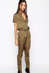 ASOS Never Fully Dressed Relaxed Jumpsuit £45.00