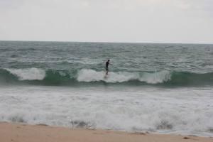 Ed Surfing