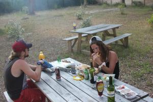 BBQ - Simon and I