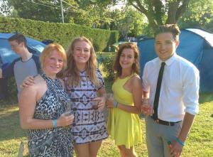 Alice, Alice, Me and Liam - Fake Gradball