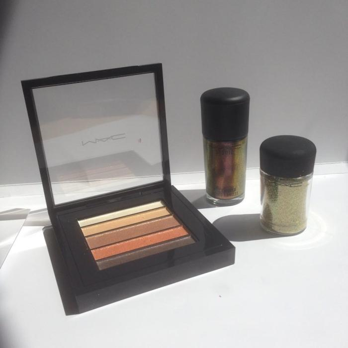 My 3 new MAC purchases