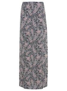 Miss Selfridge Paisley Maxi Skirt £15.00 (SALE)