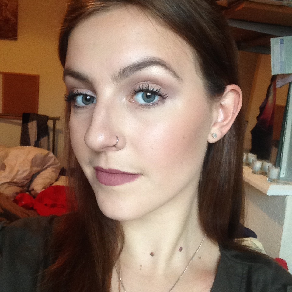 current makeup look1